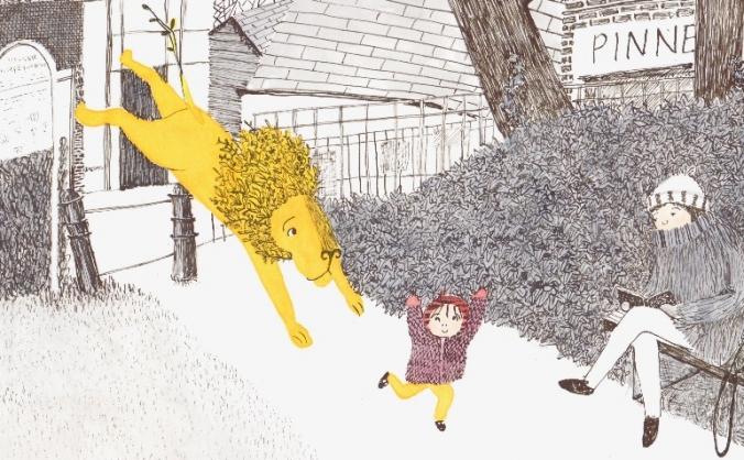 Children's Book Illustration MA