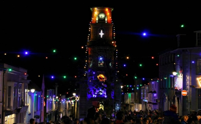 Light Up Penryn for Christmas