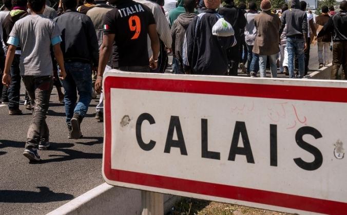 Calais Campaign