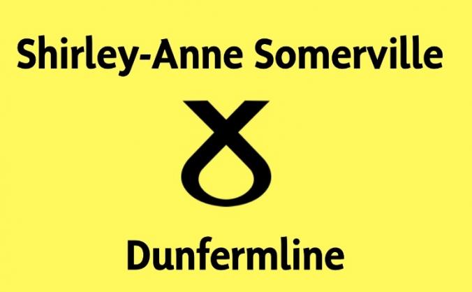 Shirley-Anne Somerville - Dunfermline Constituency