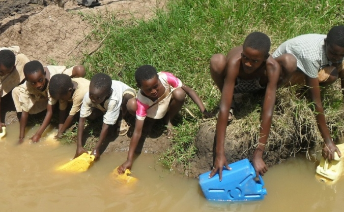 Moses Children's Foundation Clean Water & Farming
