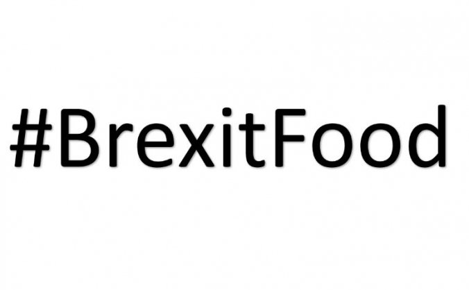 #BrexitFood  -  Don't let Trump force feed the UK!