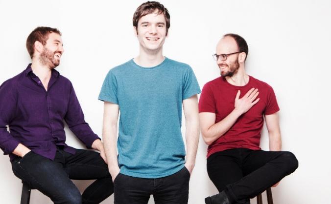 Alan Benzie Trio new album
