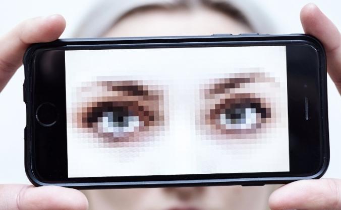 Pixel Tears