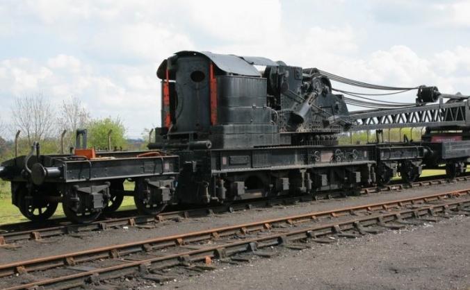 Didcot 50 ton Breakdown Crane