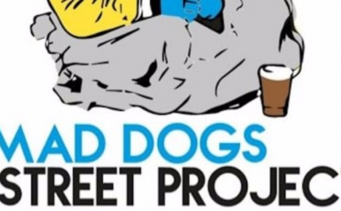 Fundraising for Mad Dogs Street Project