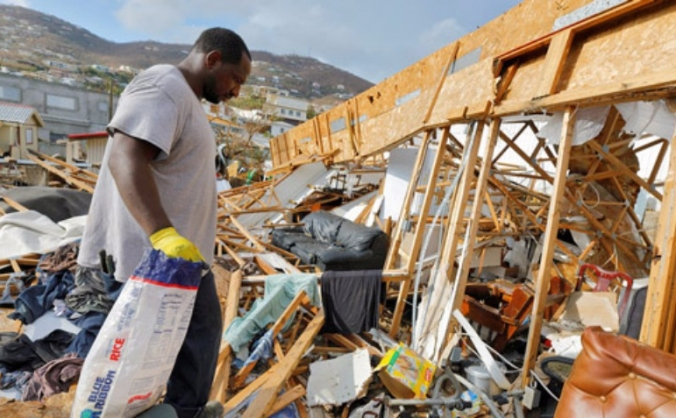 Rebuilding the Caribbean -  Homes after Hurricanes