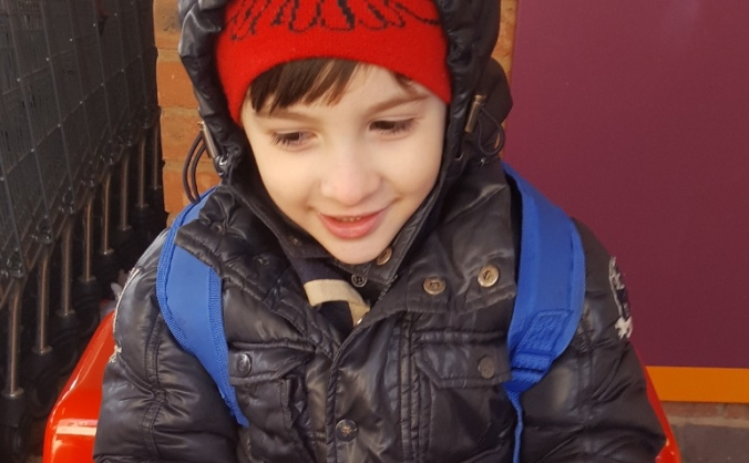 Treatment for Anthony with stem cells
