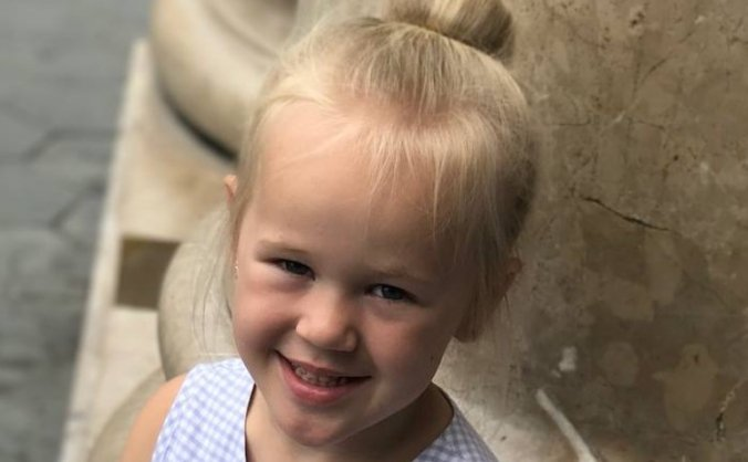 Amelia's Journey to New Kidneys