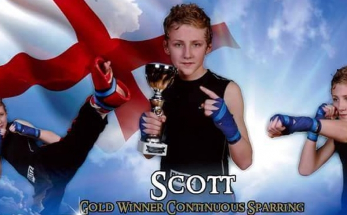 Scott Marsden WKU World Championships 2015