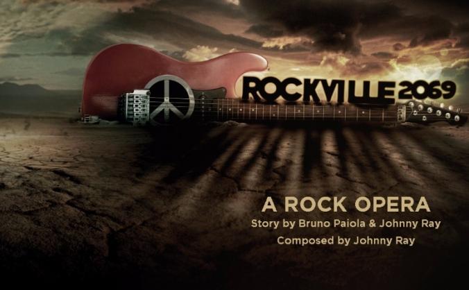 Rockville 2069 - a rock opera