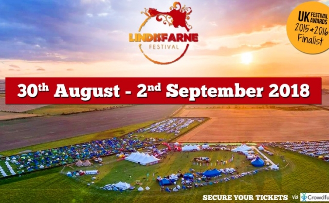 Lindisfarne Festival 2018