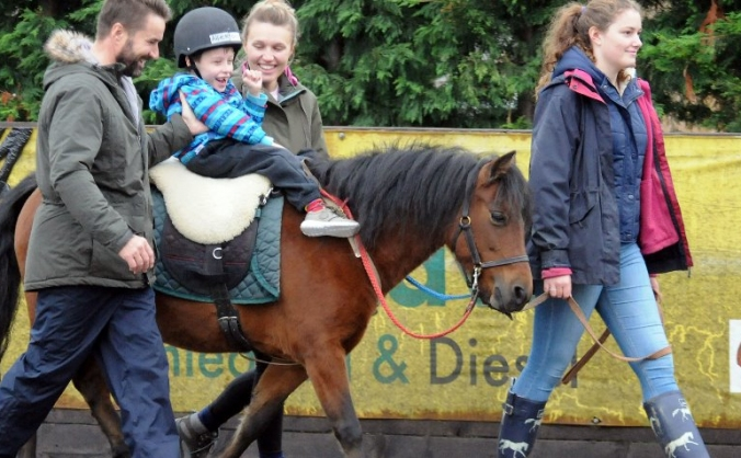 Wilby Riding for the Disabled Association Trust