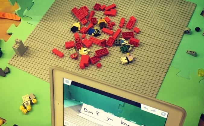 Little Sandbox Lego League