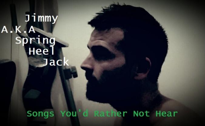 Jimmy (A.K.A Spring Heel Jack) - Album Launch