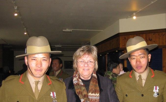 Parcels for Gurkhas
