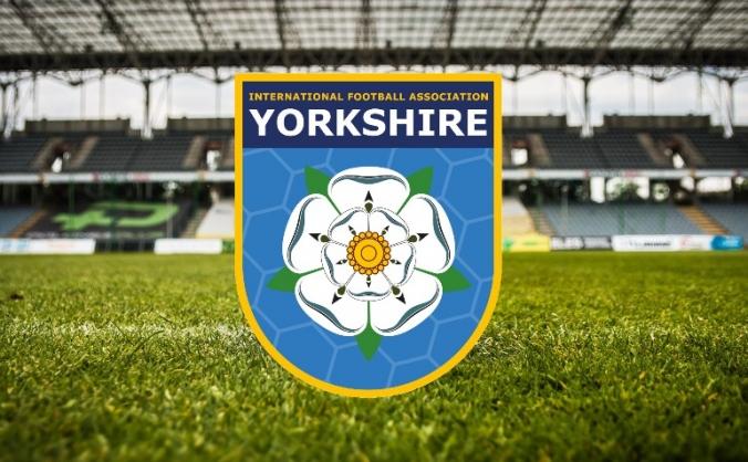 The Yorkshire International Football Team