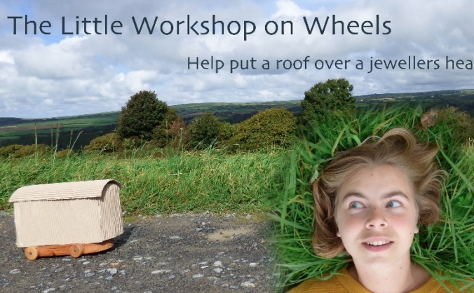 The little workshop on wheels