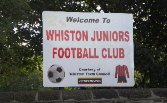 Whiston Juniors Football Club