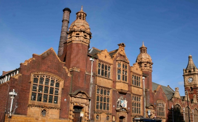Swimming for the Future of Moseley Road Baths