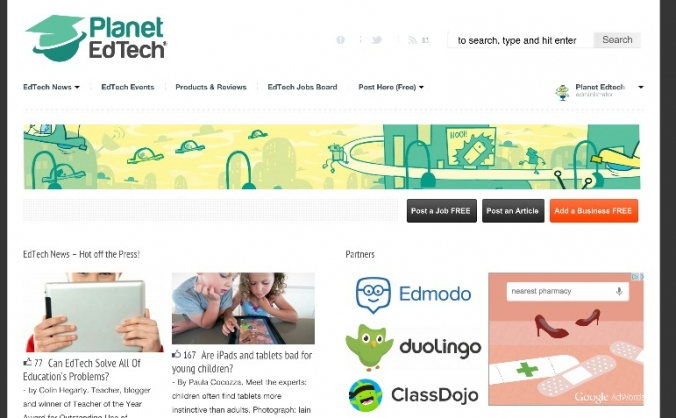 Planet EdTech Introduces Community Shares