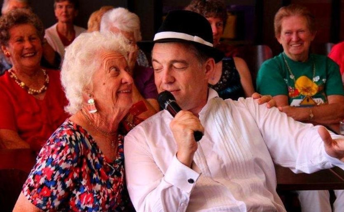 Aged Care & Charity Entertainment