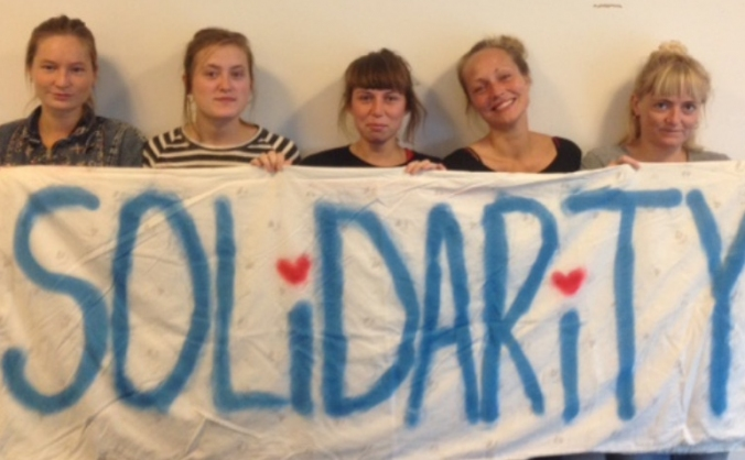 Support for Calais Refugee Camps -  Copenhagen