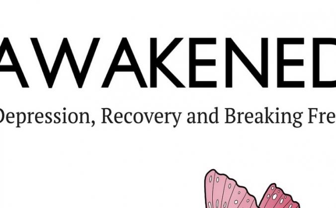 Promotion Of My Book - Awakened