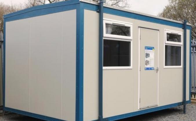 Portable Cabin Conversion