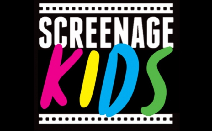 screenage kids