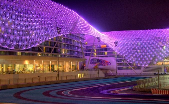 Version II - Bex tries to get to Abu Dhabi