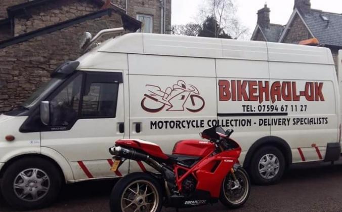 Bikehaul new van