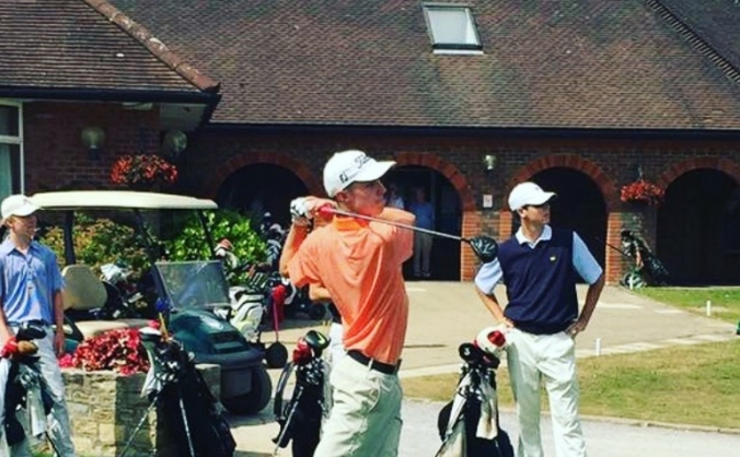 Please help young Professional Golfer