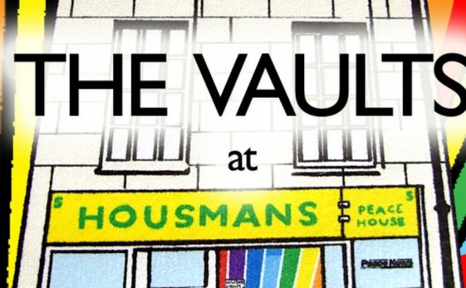The Vaults - expanding London's radical bookshop