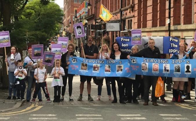 IPP prisoner campaign free ian Hartley  #smashipp