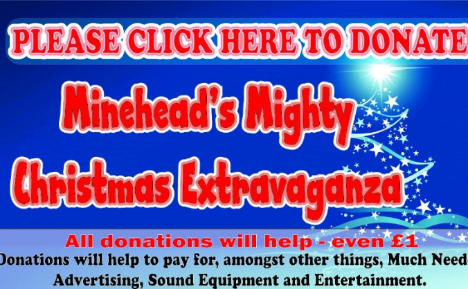 Revive Minehead's Community Christmas Extravaganza