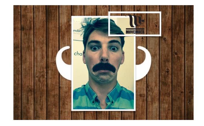 Movember by Guy Hayler