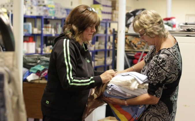 Hope Store Clothes Bank