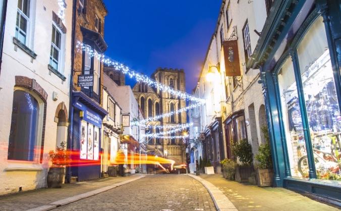 Support Ripon Christmas Lights