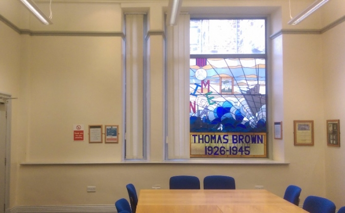 The Thomas Brown Heritage Room