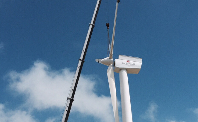 Wind Turbine - 225kW (On-Shore)