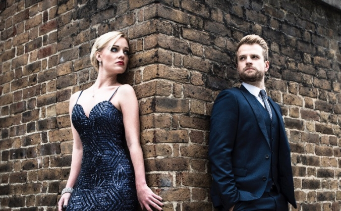Help XOver classical crossover duo  make an album!