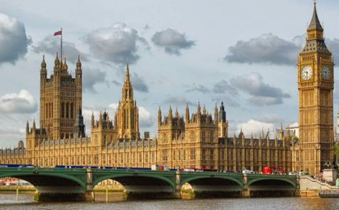 Disability House Of Commons Meeting