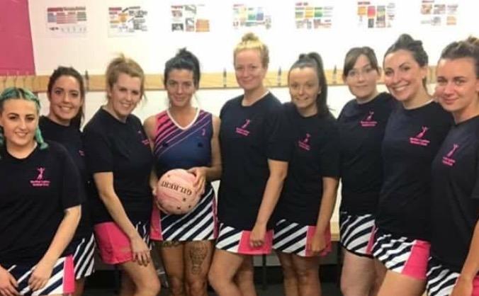 Merthyr Ladies Netball Club