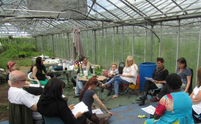 Belisama Community Green House and Creative Space