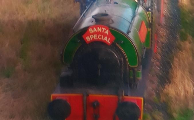 Peckett steam locomotive overhaul