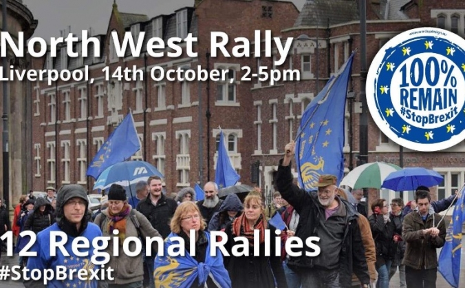 North West - 12 regional rallies