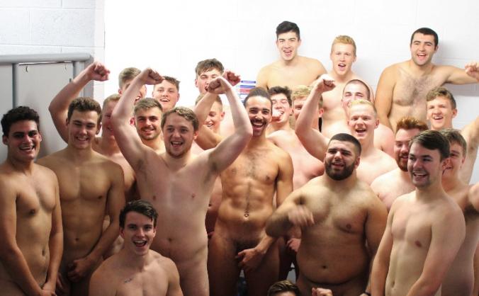 SHU Rugby 2018 Nude Charity Calendar & Film