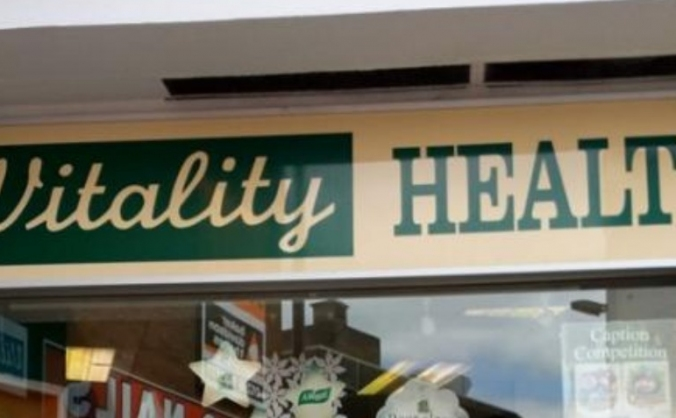 A new health food shop/cafe for Basingstoke!