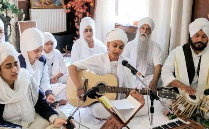 Transformation through Shabad Guru